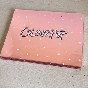 Colourpop Double Entendre eyeshadow palette